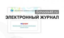 Как войти в электронный журнал и дневник Липецкой области через Госуслуги