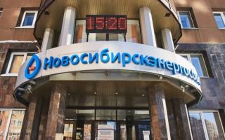 Как войти в личный кабинет Новосибирскэнергосбыт и передать показания счетчика