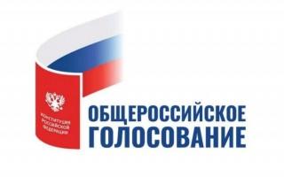Голосование 2020 по поправкам в конституцию — регистрация через Госуслуги